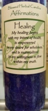 Blessed-Herbal-Healing-Candle