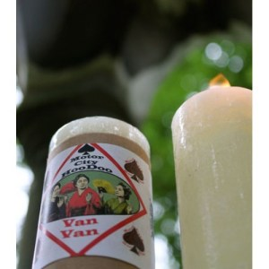 VanVan - Hoo Doo Candle