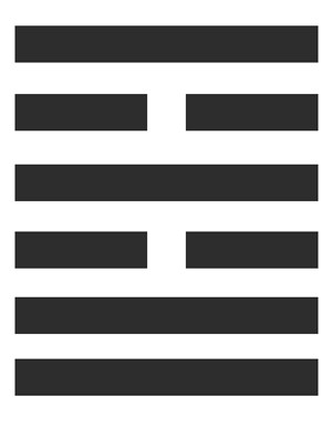 Hexagram 38