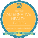 Top 100 Alternative Health Blogs for 2018 by Lost Empire Herbs