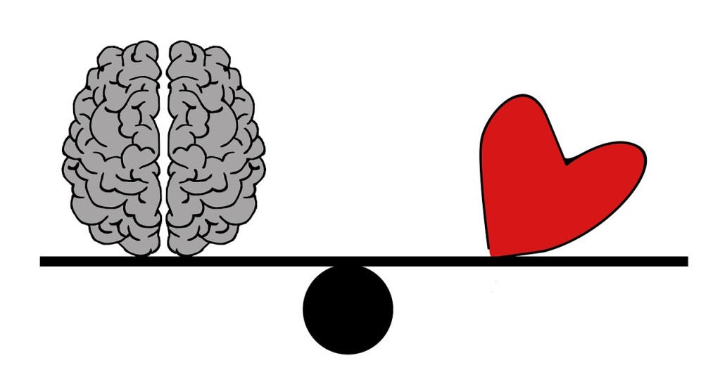 Balancing Heart Brain and Cranial Brain