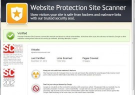 Clean, Non-Infected Website…
