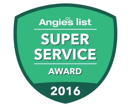 Psinergy TechWarrior St Paul Earns Esteemed 2016 Angie's List Super Service Award