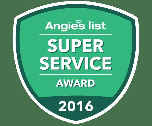 Psinergy TechWarrior St Paul Earns Esteemed 2016 Angie's List Super Service Award