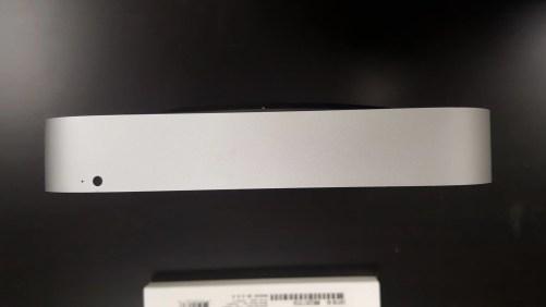 Late 2012 Mac Mini 500GB HDD 8GB DDR3 RAM i5 A1347 - front