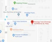 Psinergy TechWarrior St Paul (Computer Repair) location on map
