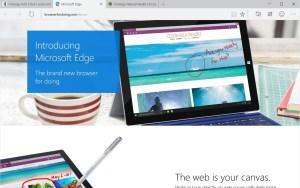 Microsoft Edge 1