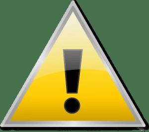 Caution with Windows 10