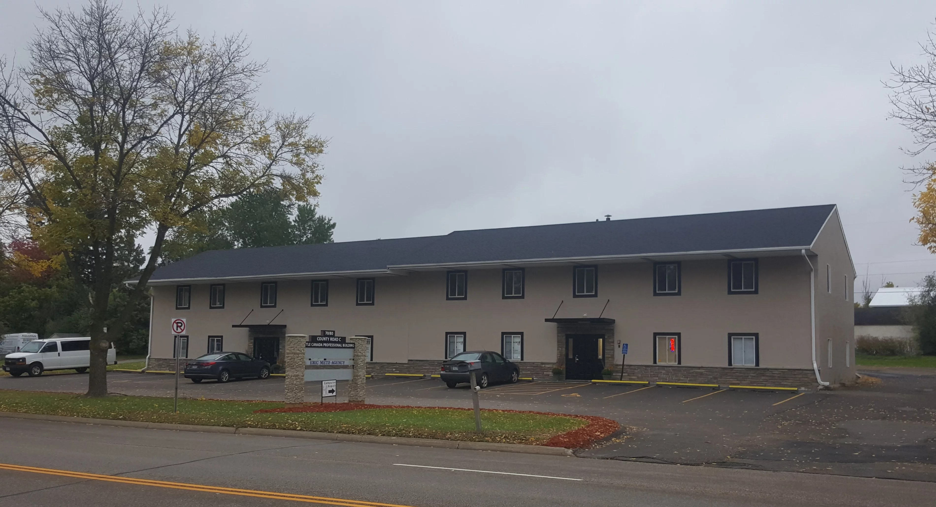 Little Canada Professional Building at 70-80 County Rd C West