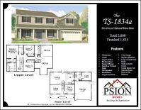 2 Story Floor Plans | Psion Homes