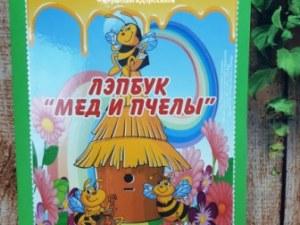 Лэпбук, мед, пчелы, польза, своими руками, шаблоны, игры