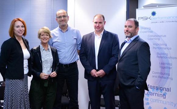 Sydney – Joanne Jacobs, Anne Bartlett-Bragg, Donald Clark, Trent Rosen, David Swaddle