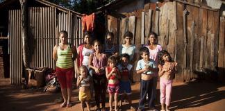 desigualdad en el Paraguay
