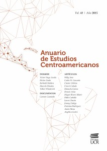 Anuario de Estudios Centroamericanos