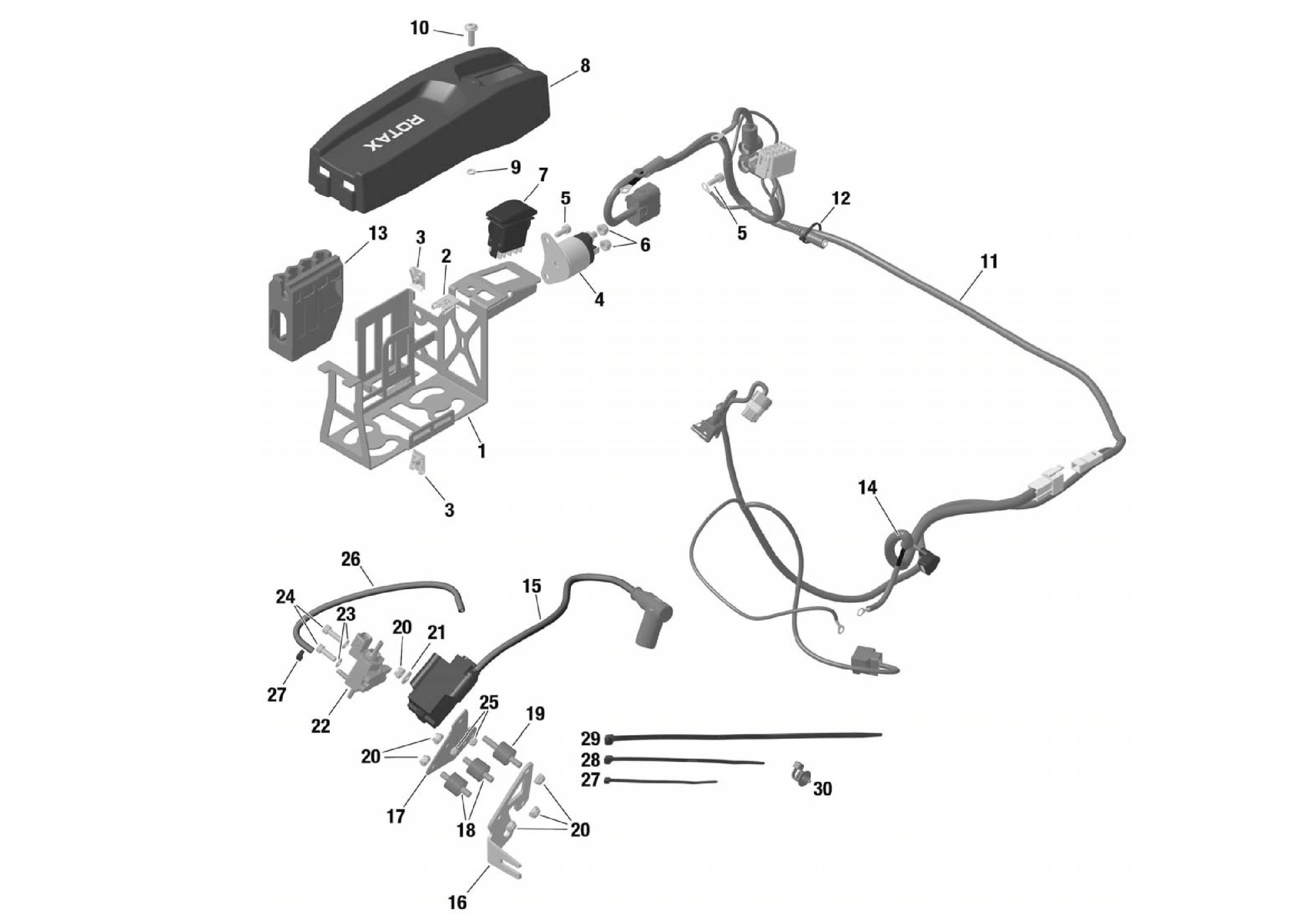 Evo Upgrade Kit Ignition Psl Karting Store
