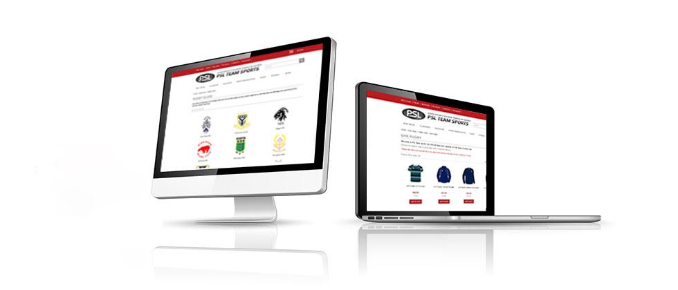 Setup Online Shops