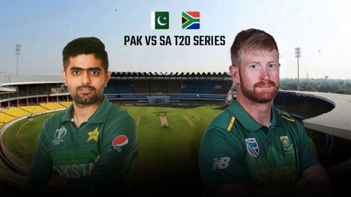 Pakistan Cricket Team schedule