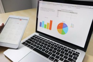 business laptop sales tracking
