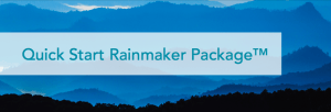 Quick Start Rainmaker Package