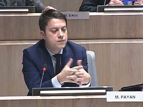 Benoit Payan défend les véhicules électriques en auto-partage !