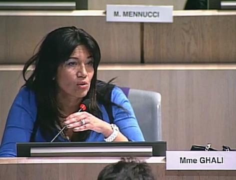 Samia Ghali demande plus de moyens pour la sécurité des écoles en ZSP