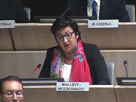 Annie Levy-Mozziconacci revient sur les travaux prévus dans les écoles