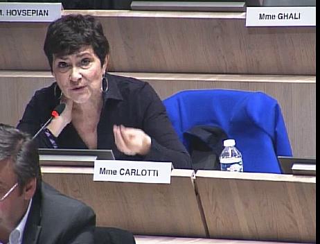 Marie-Arlette Carlotti demande un plan de prévention des expulsions locatives