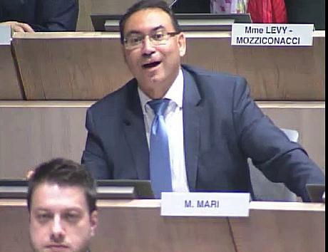 Stéphane Mari analyse le budget 2016 de la ville de Marseille