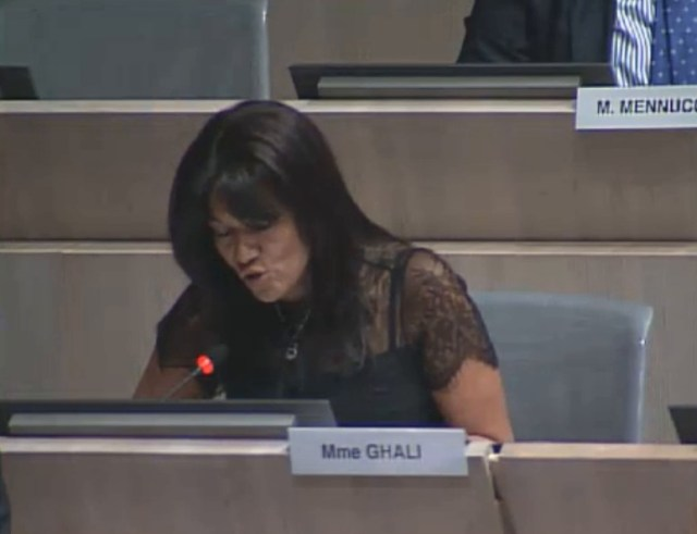 Samia Ghali interroge le maire sur l'avenir des Docks des Suds