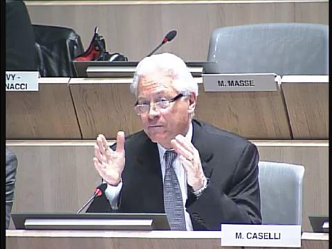 Eugène Caselli défend une vision métropolitaine du PLUi