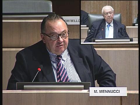 Patrick Mennucci intervient sur l'avenir du Stade Delort