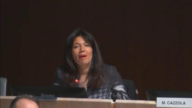 Samia Ghali revient sur la polémique autour des piscines à Marseille
