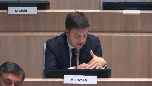 Pour faire des économies, soyez économes en paroles, propose Benoît Payan lors du compte administratif