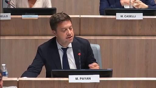 Benoît PAYAN demande plus de justice pour la facture des JO 2024 à Marseille