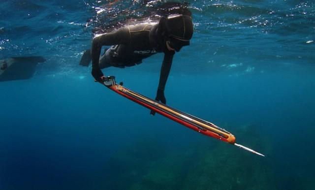 Aleix Segura Vendrell, une passion pour la chasse sous marine
