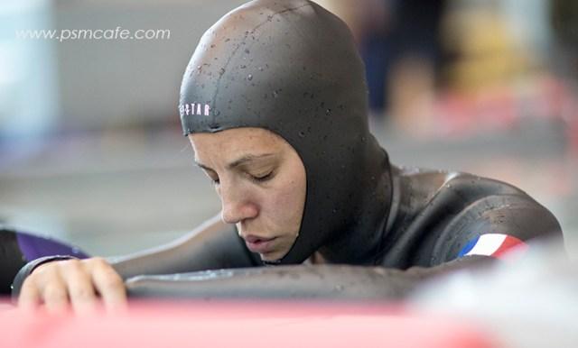 Magalie Siterre, portrait d'un championne
