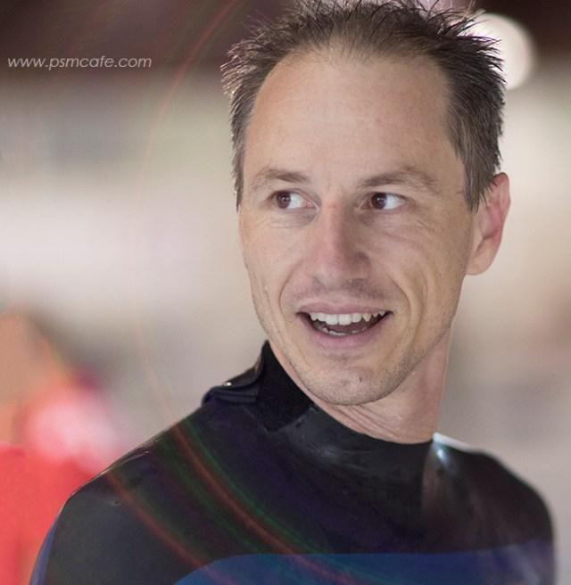 Olivier Elu, vice champion du monde