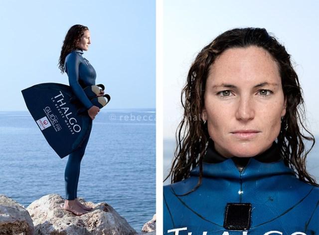 Aurore Asso, équipe de France AIDA