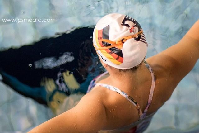 Carolin Haase, 16x50m