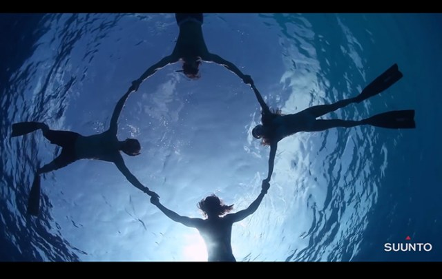 suunto freediving, comme un état d'esprit