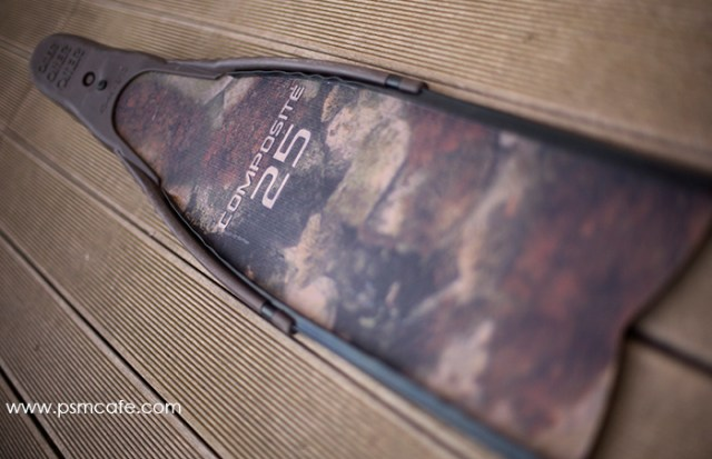 La Omersub stingray composite25 Camo