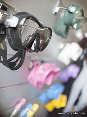 Collection de masques Cressi toutes disciplines