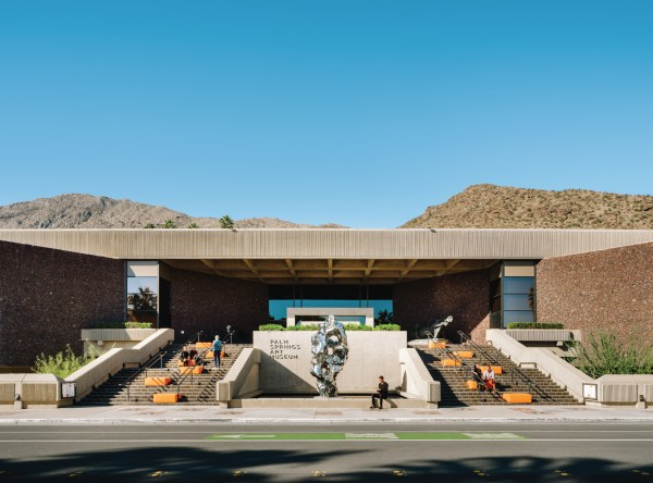 Visit Palm Springs Art Museum Architecture And Design