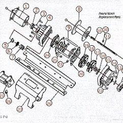 Badlands Winch Wiring Diagram Motion Light Warn 2500 Superwinch 1500 ~ Odicis