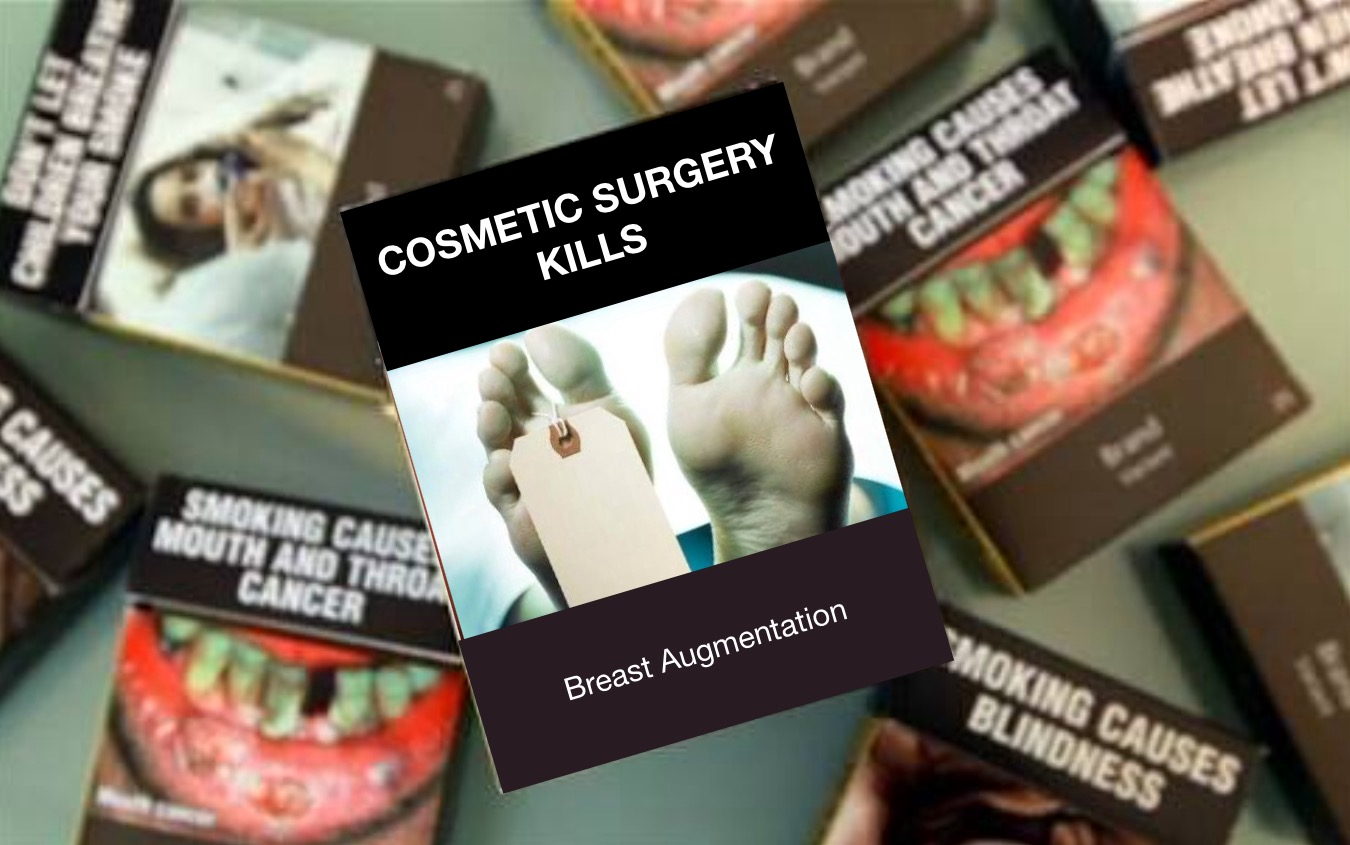 COSMETIC SURGERY KILLS | PatientSafe Network
