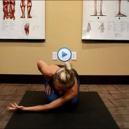 Quick Tip: Looking to stretch your posterior shoulder?