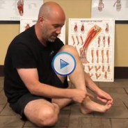 Quick Tip: Want a more specific stretch for the plantar fascia?