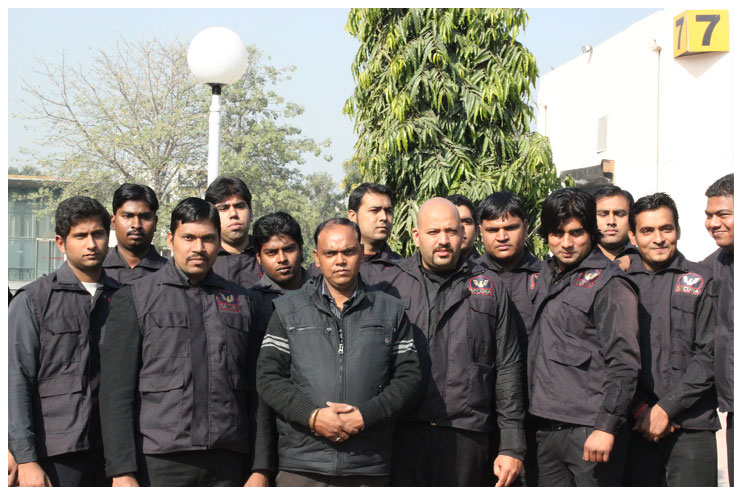 Jaipur Officer Job Personal Security