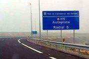 La autopista de peaje R-5 ya es gratuita en horario nocturno
