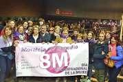 La España que quieres es feminista